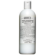 Buy Kiehl's Conditioner & Grooming Aid Formula 133, 500ml Online at johnlewis.com