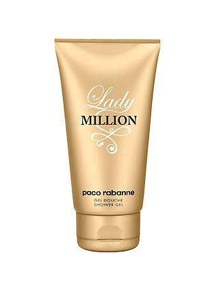 Paco Rabanne Lady Million Shower Gel, 200ml