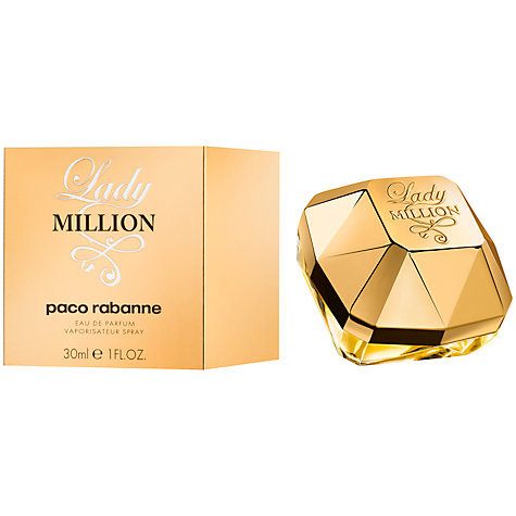 Buy Paco Rabanne Lady Million Eau de Parfum Online at johnlewis.com