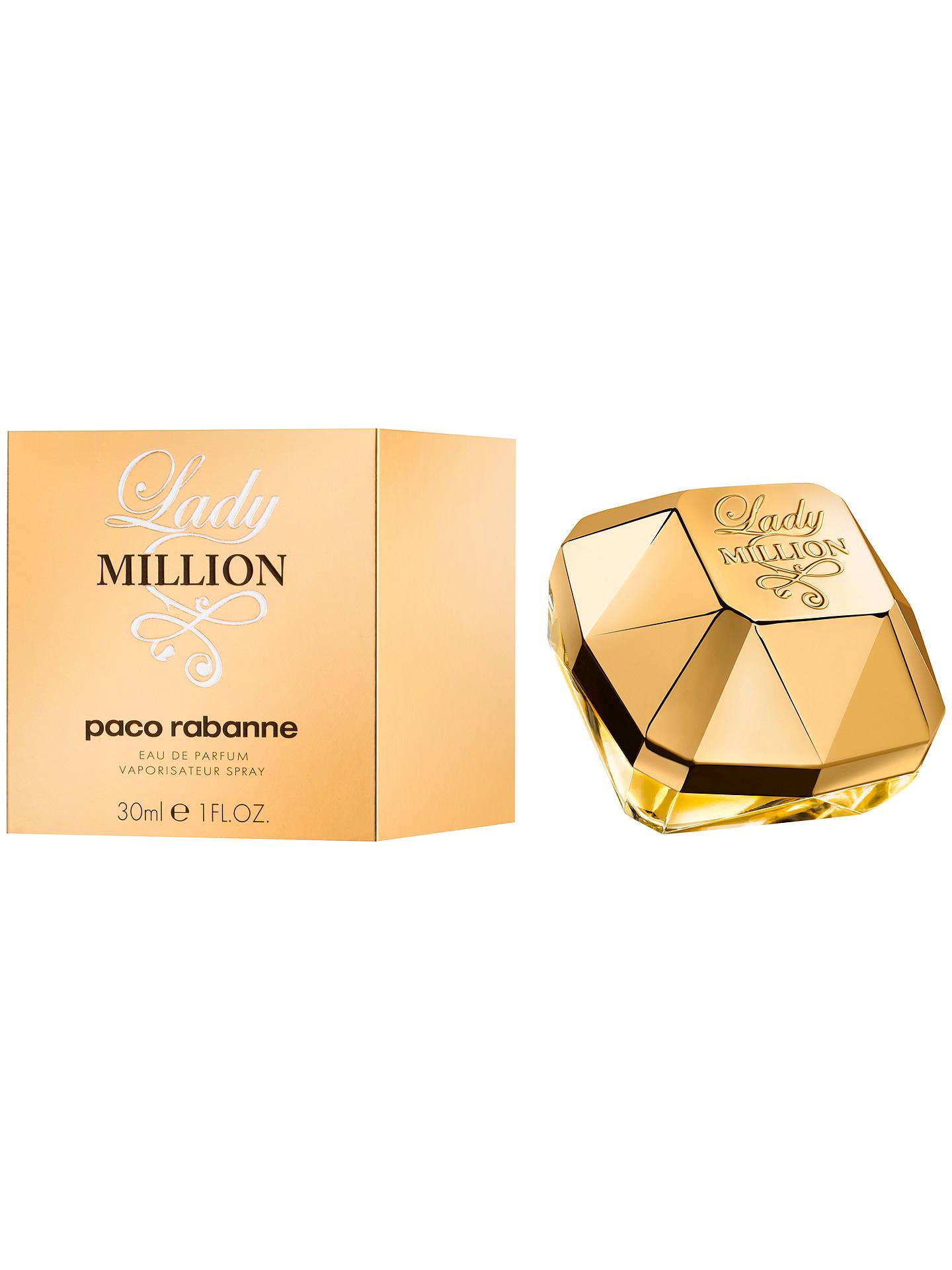 87dde3cac Paco Rabanne Lady Million Eau de Parfum at John Lewis   Partners