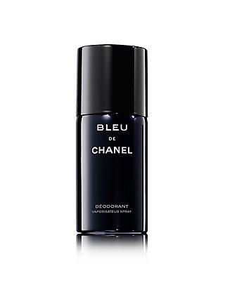 Bleu De Chanel Mens Fragrance Chanel Beauty John Lewis