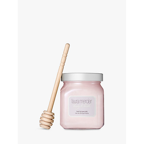 Buy Laura Mercier Fresh Fig Honey Bath, 300g Online at johnlewis.com