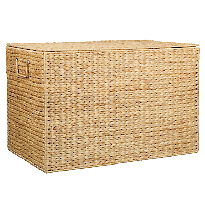 Product photo of John lewis water hyacinth trunk