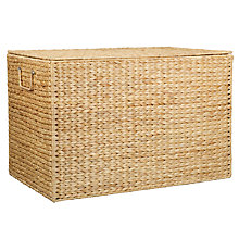 Buy John Lewis Water Hyacinth Trunk Online at johnlewis.com