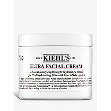Buy Kiehl's Ultra Facial Cream, 125ml Online at johnlewis.com