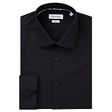 Buy Calvin Klein Cannes Poplin Fitted Shirt Online at johnlewis.com
