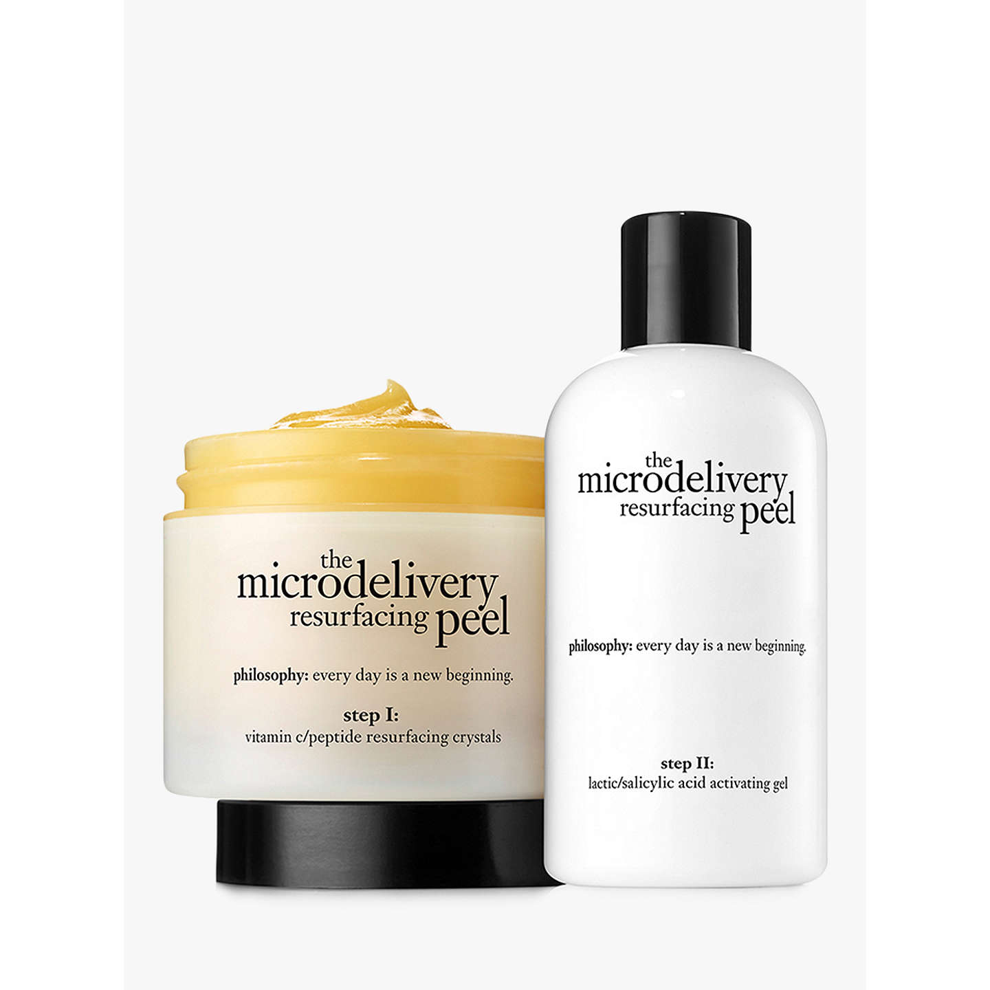BuyPhilosophy Microdelivery Peel Kit Online at johnlewis.com
