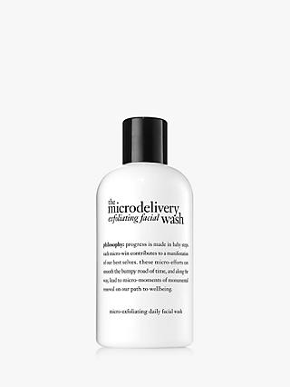 Philosophy The Microdelivery Exfoliating Wash, 240ml