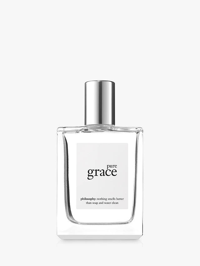 Buy Philosophy Pure Grace Fragrance, 60ml Online at johnlewis.com