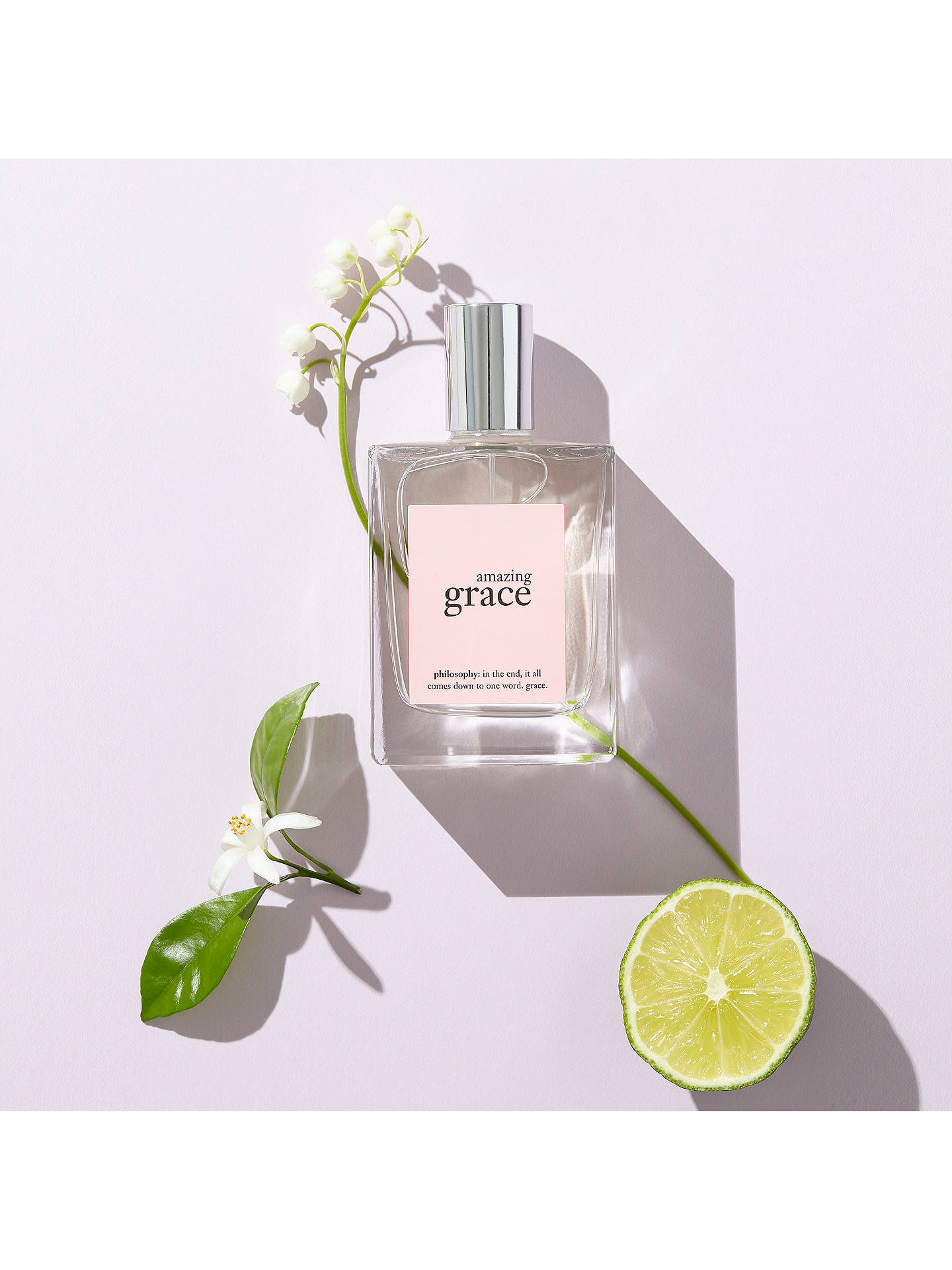 Buy Philosophy Amazing Grace Fragrance, 60ml Online at johnlewis.com