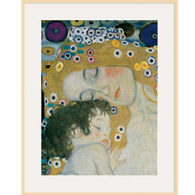 Klimt – The Three Ages of Woman