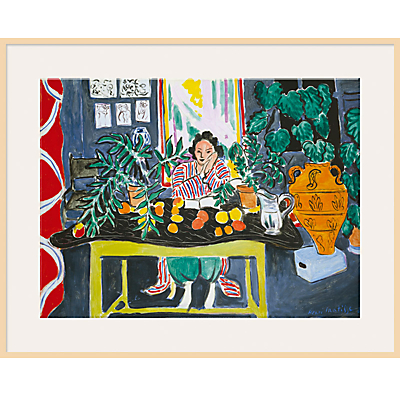 Matisse – Interior with Etruscan Vase