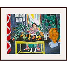 Buy Matisse - Interior with Etruscan Vase Online at johnlewis.com