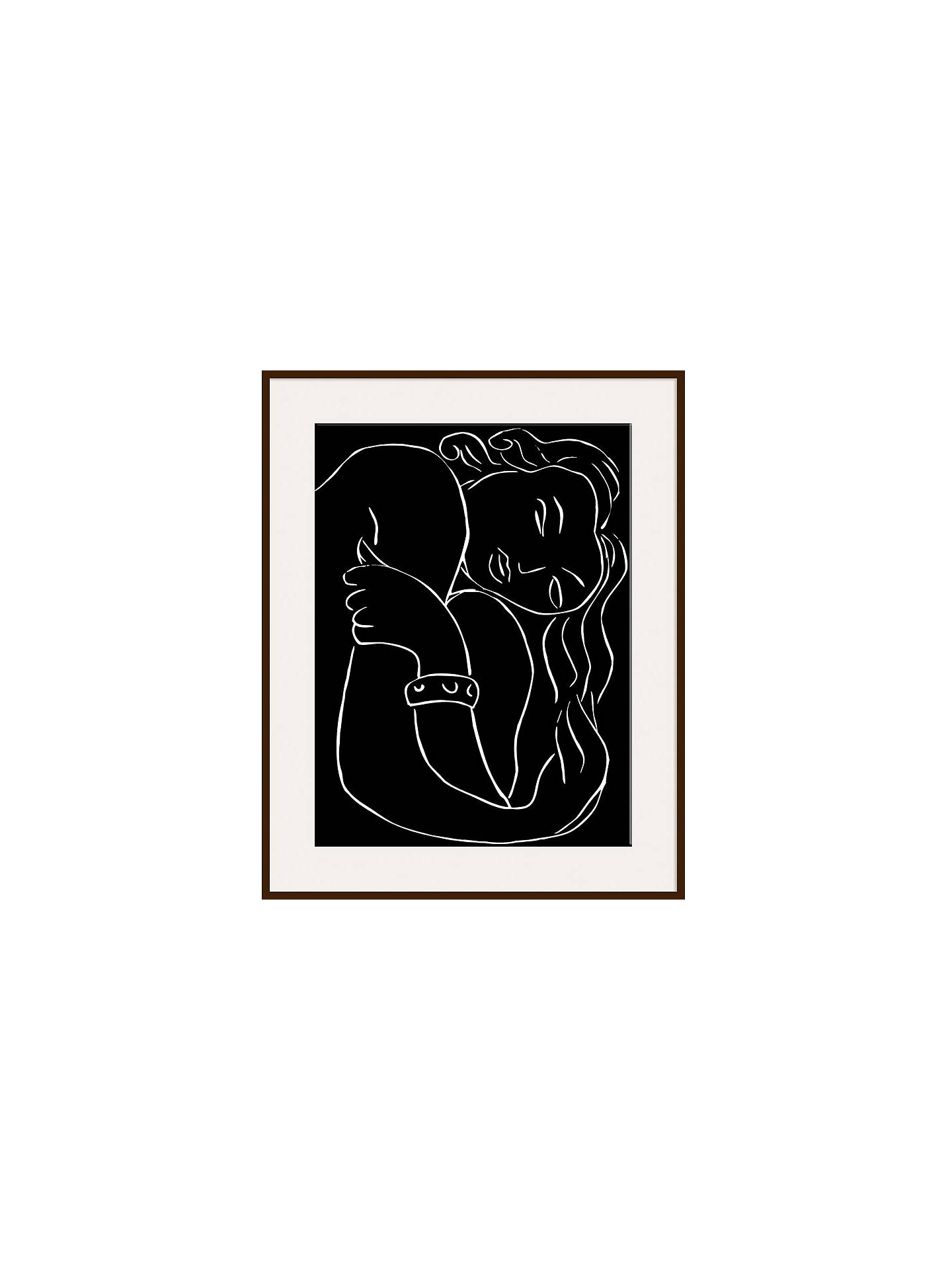 Buy Henri Matisse - Pasiphae Framed Print, Dark Frame, 60 x 80cm Online at johnlewis.com