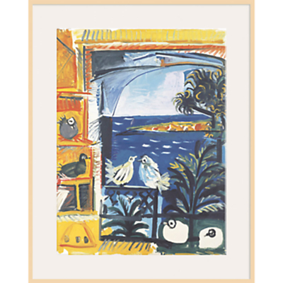 Picasso – The Pigeons