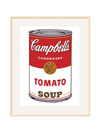 Warhol - Campbell's Tomato Soup Can