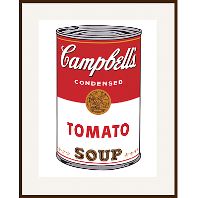 Warhol – Campbell's Tomato Soup Can