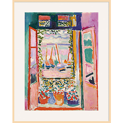 Matisse – The Open Window