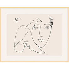 Buy Picasso - Visage de la Paix Online at johnlewis.com