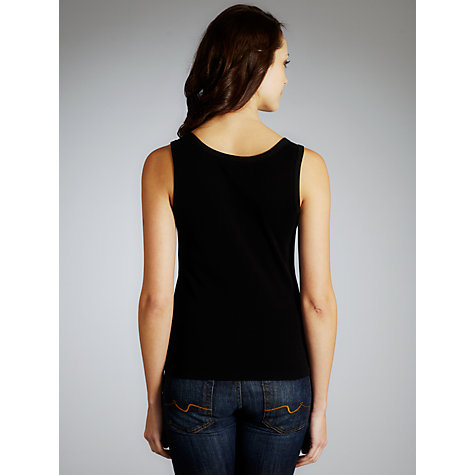 Buy John Lewis Jersey Sleeveless Tank Top Online at johnlewis.com
