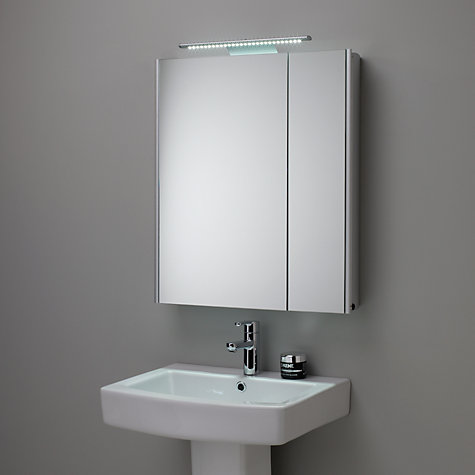 bathroom cabinets illuminated buy roper refine illuminated mirrored 10380