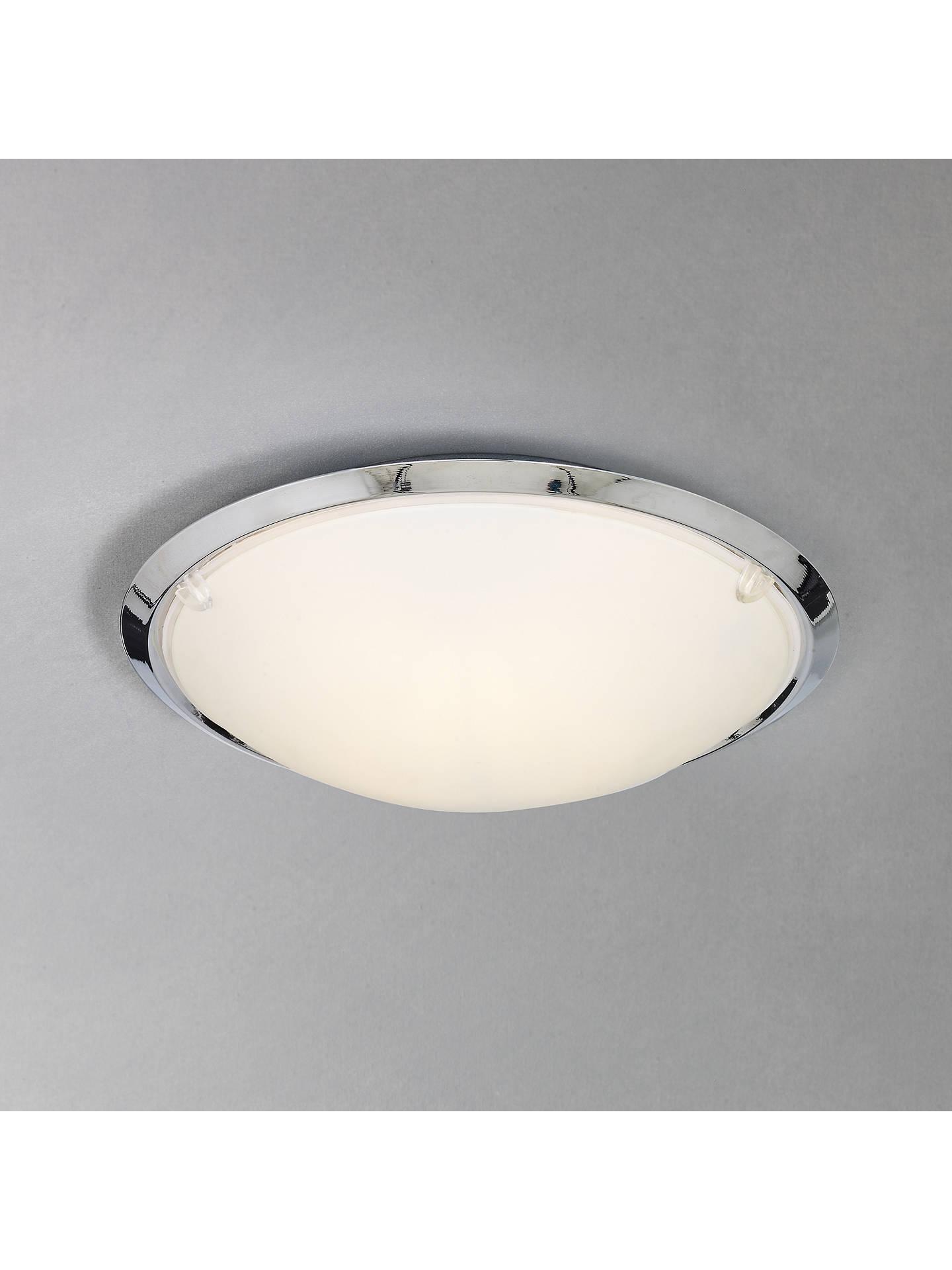 John Lewis The Basics Kennedy Bathroom Light At