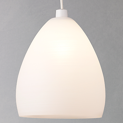 John Lewis Easy-to-fit Corina Ceiling Shade