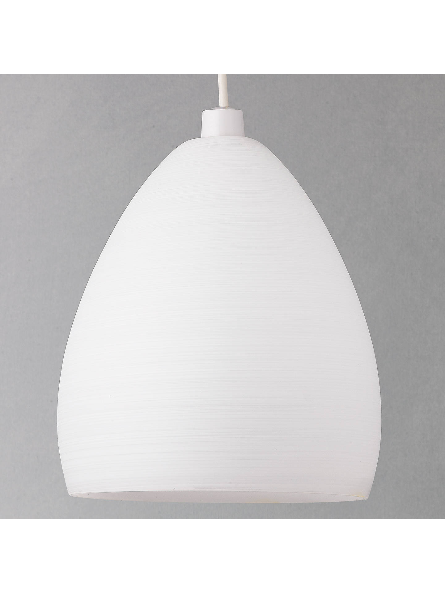 Buy John Lewis & Partners Corina Easy-to-Fit Ceiling Shade Online at johnlewis.com