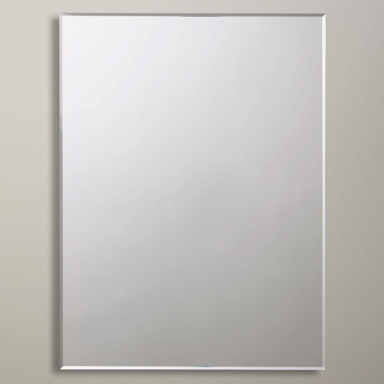 John lewis bevelled edge bathroom mirror at john lewis for Bevelled edge bathroom mirror
