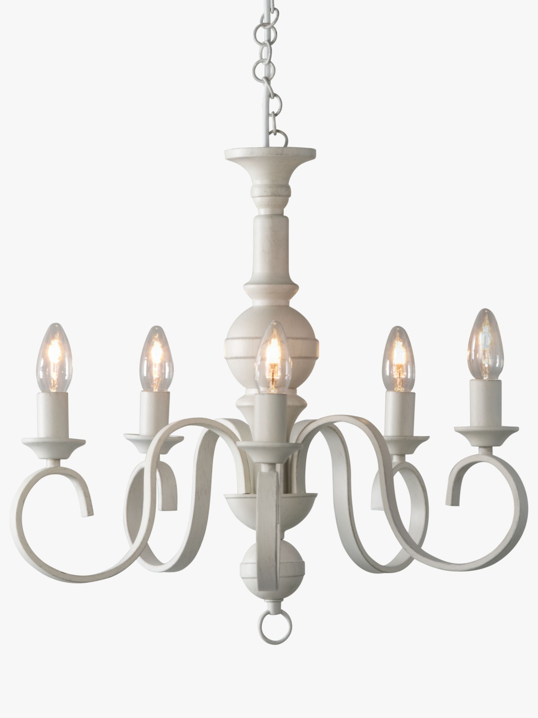 John Lewis & Partners Carlita Chandelier Ceiling Light