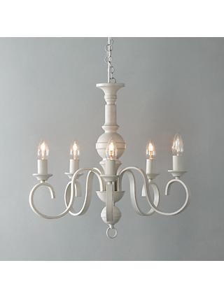 John Lewis & Partners Carlita Chandelier Ceiling Light