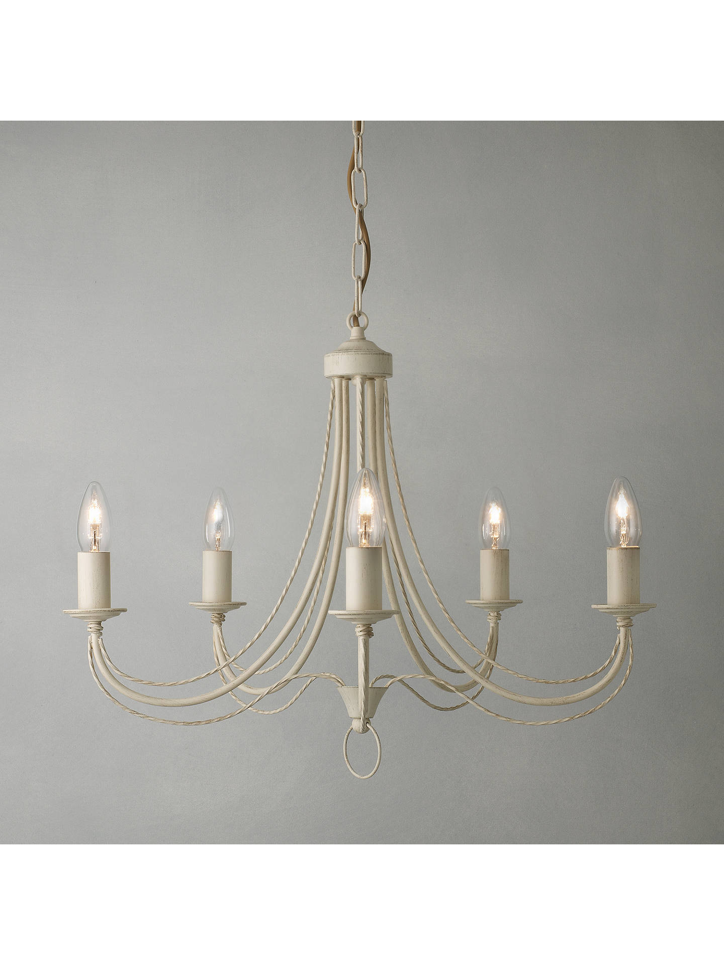 Buy John Lewis & Partners Jubilee 5 Arm Ceiling Light Online at johnlewis.com