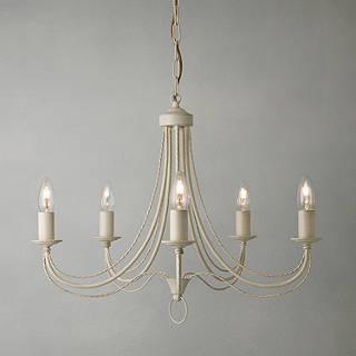 Chandelier lighting ceiling lighting john lewis john lewis jubilee chandelier 5 arm aloadofball Choice Image
