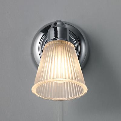 Product photo of John lewis lucca single bathroom spotlight