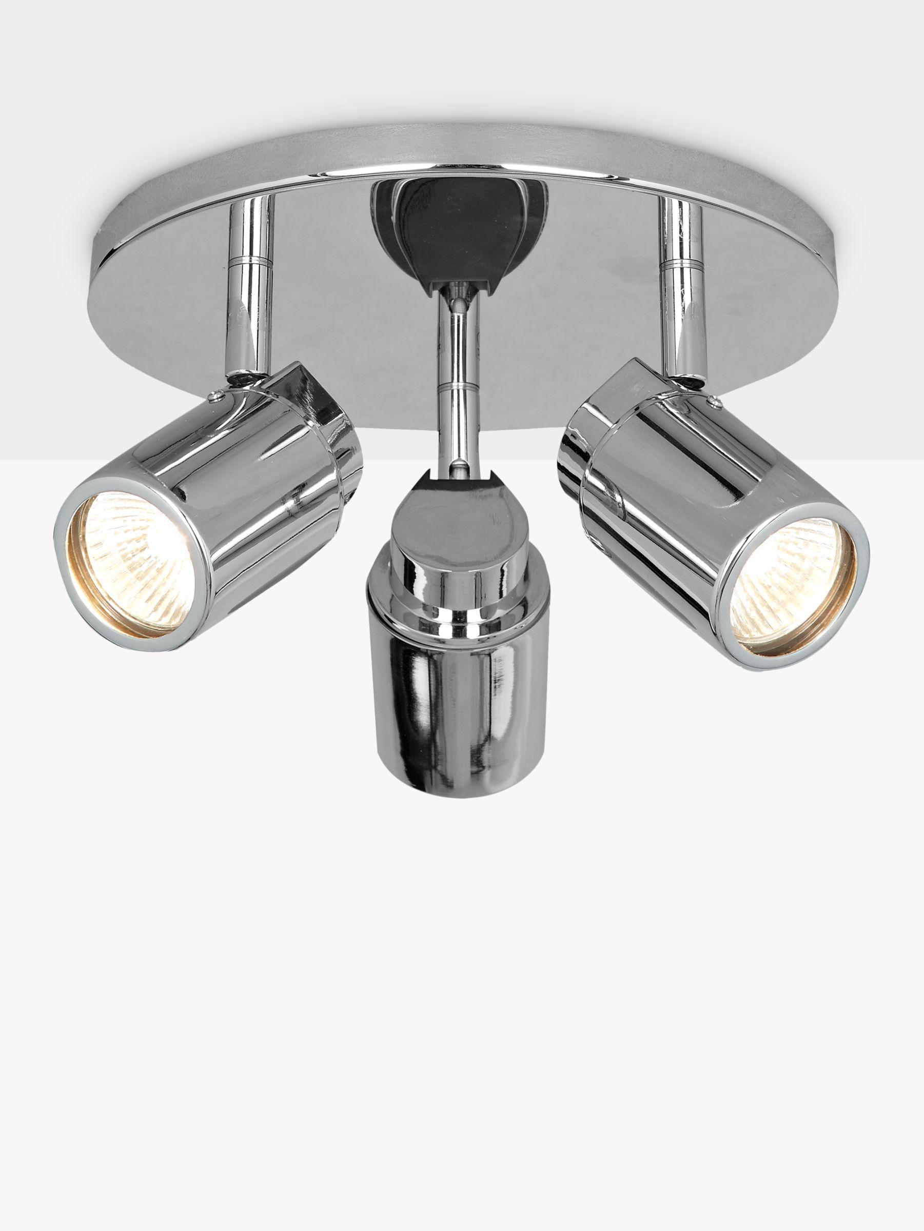 ASTRO Astro Como 3 Bathroom Spotlight Ceiling Plate