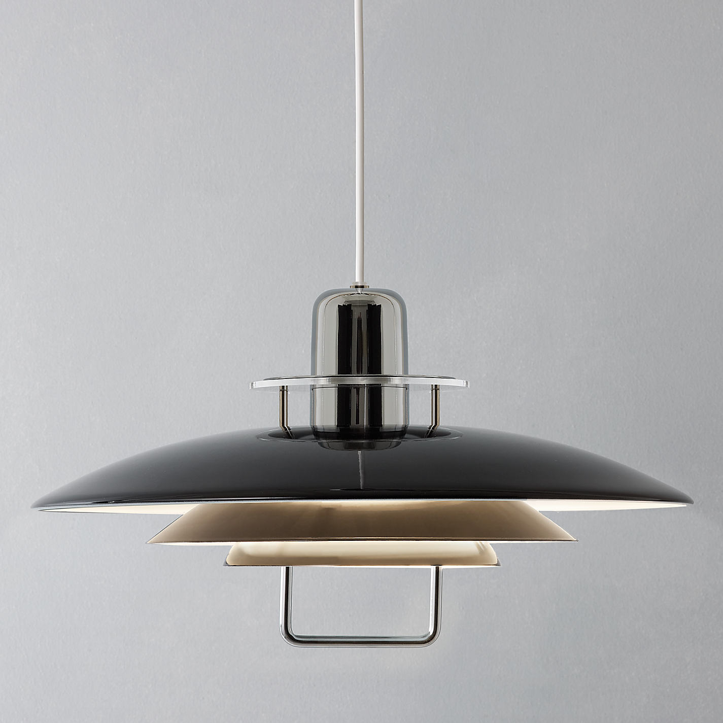 buy belid felix rise and fall ceiling light | john lewis