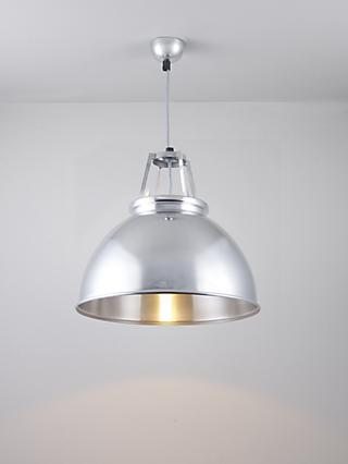 Original BTC Titan Ceiling Light, Size 3