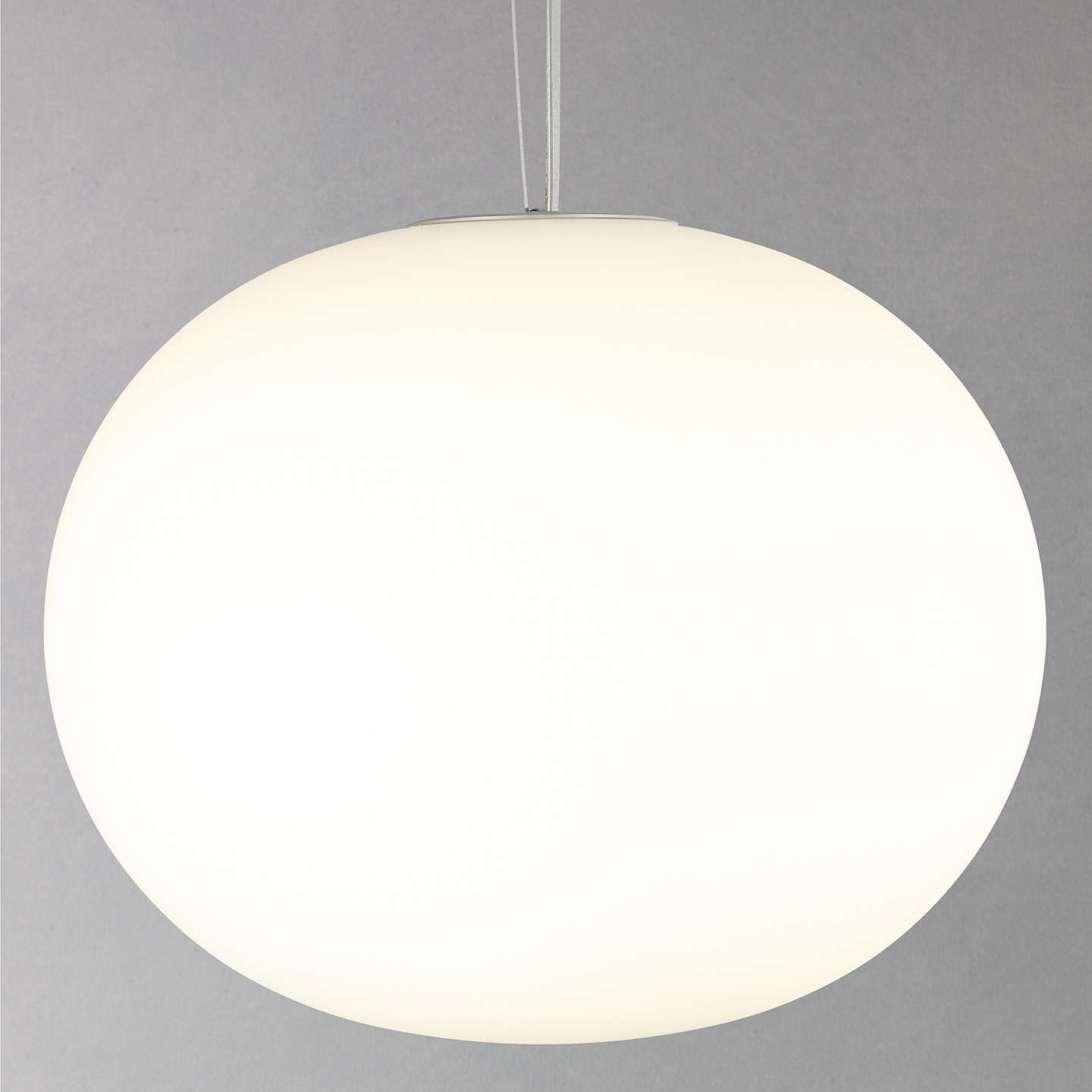 Flos glo ball s1 ceiling light at john lewis buyflos glo ball s1 ceiling light online at johnlewis mozeypictures Gallery