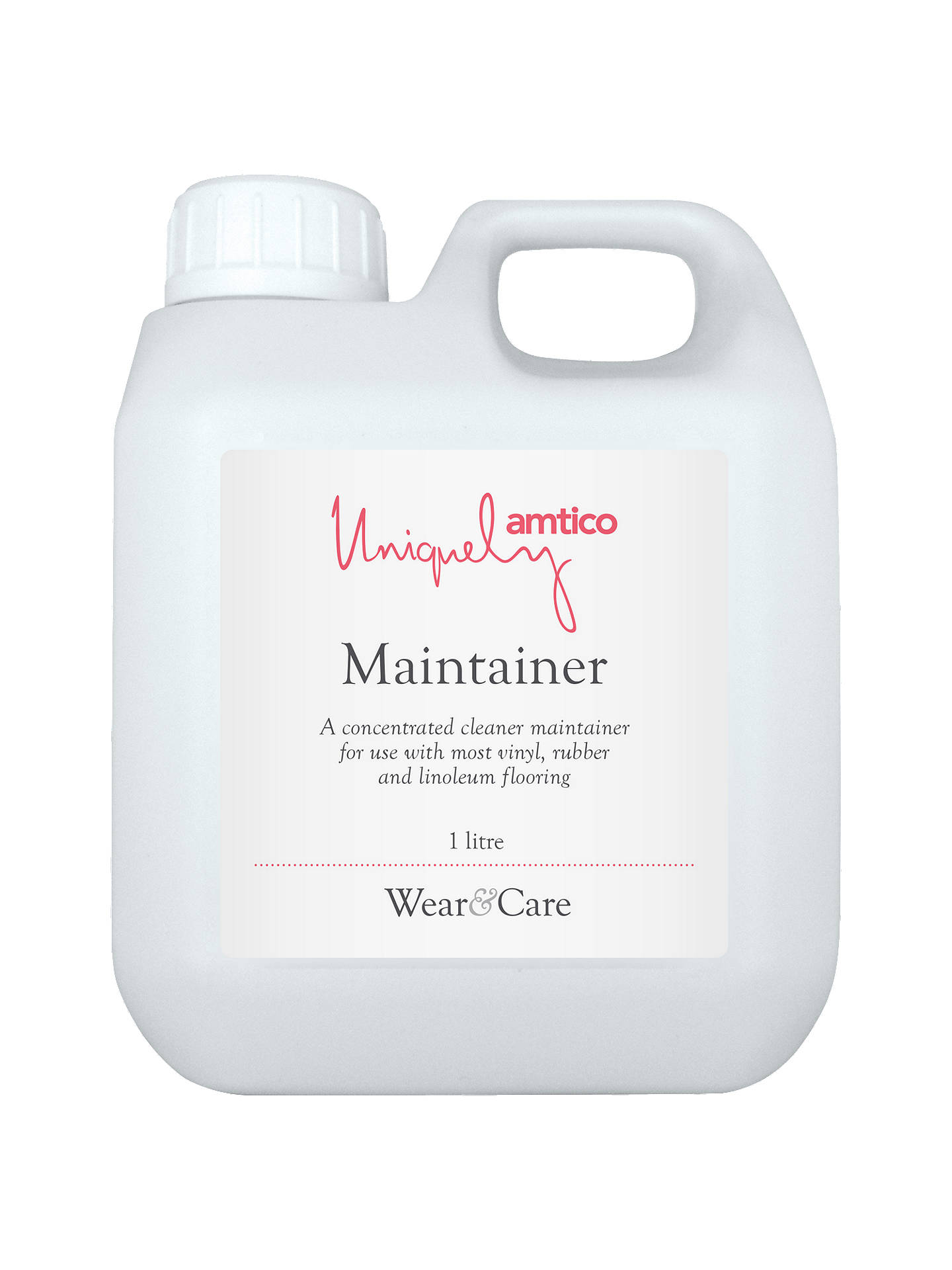 Buy Amtico International Floorcare Maintainer, 1 Litre Online at johnlewis.com