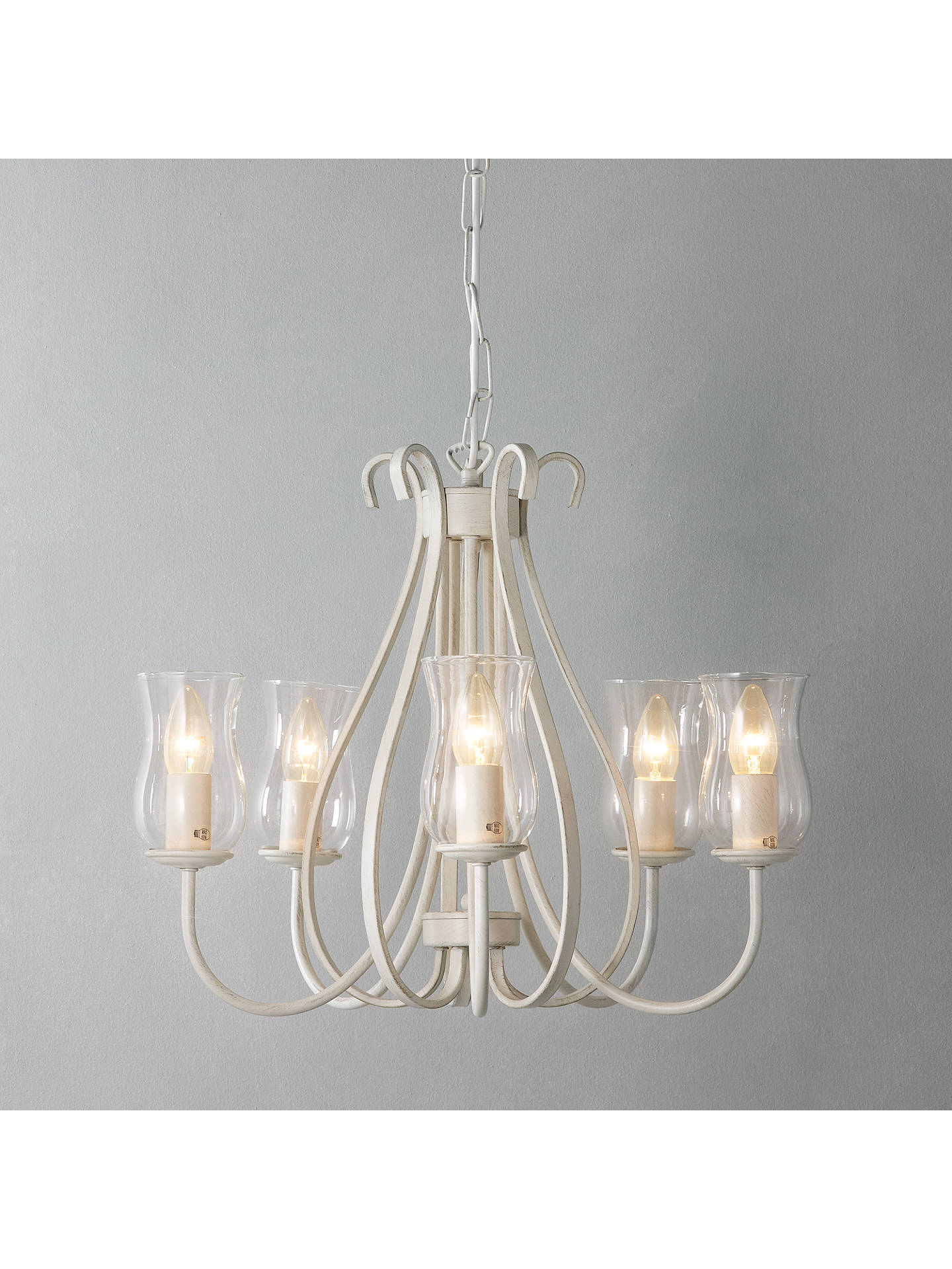 John lewis esma chandelier 5 arm at john lewis partners buyjohn lewis esma chandelier 5 arm online at johnlewis aloadofball Image collections