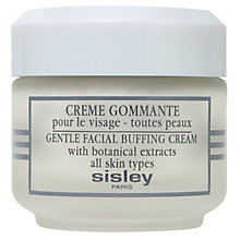 Buy Sisley Gentle Facial Buffing Cream, 50ml Online at johnlewis.com