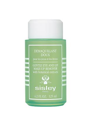 Sisley Gentle Eye & Lip Makeup Remover, 125ml