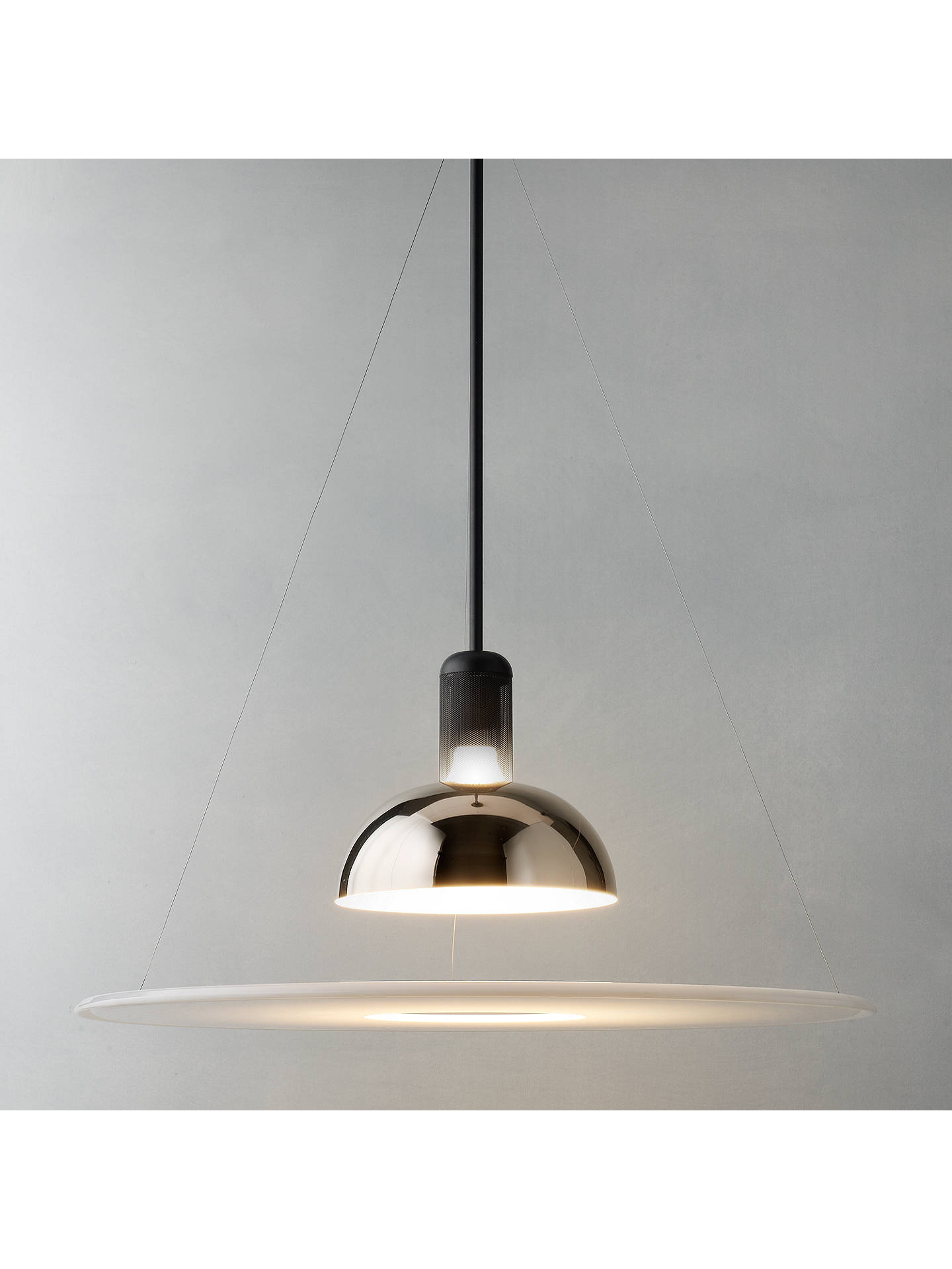 Flos Frisbi Ceiling Light