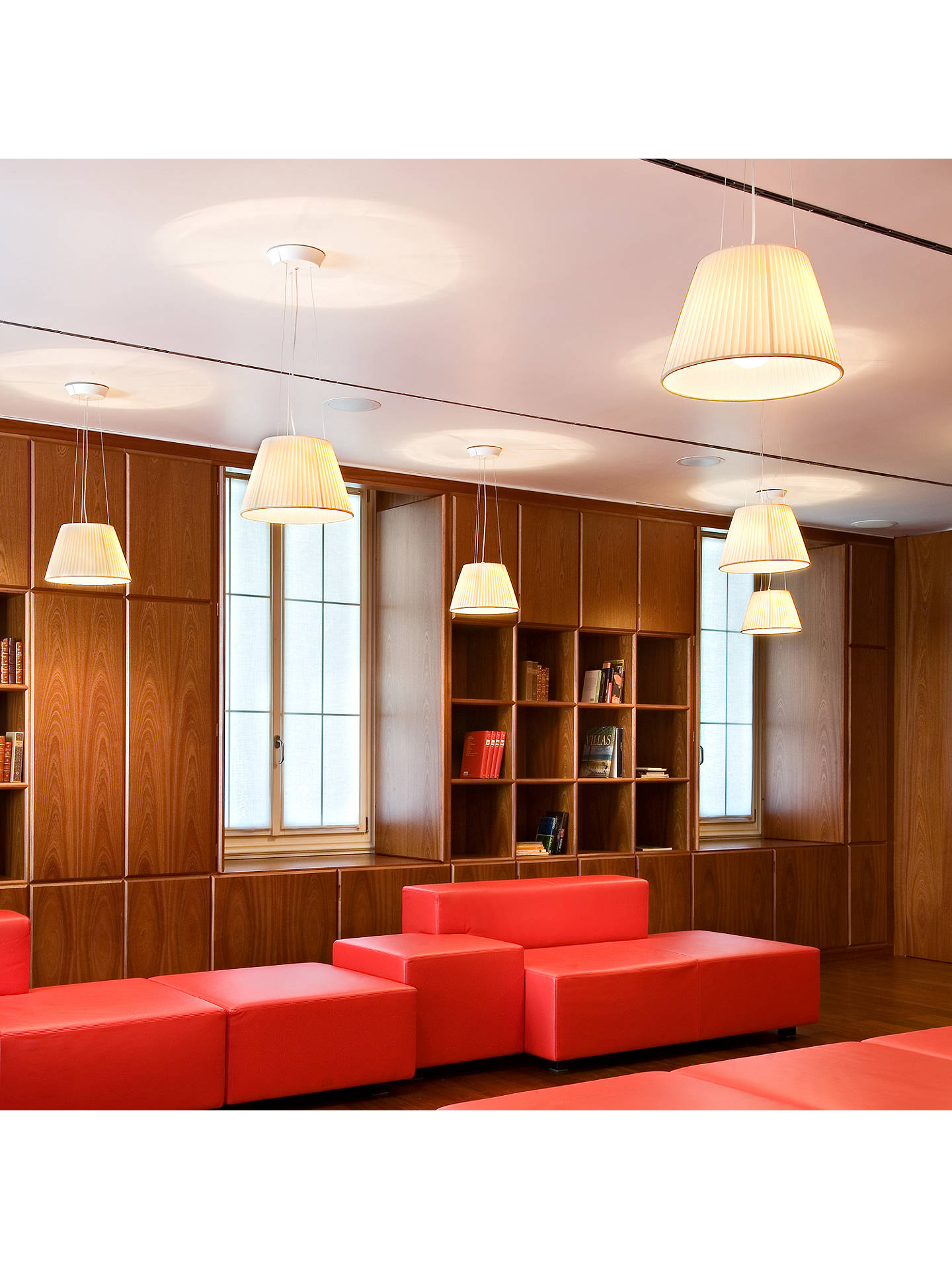 Flos romeo soft s2 ceiling light at john lewis partners for John lewis home design service reviews