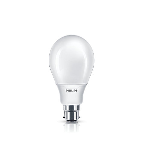 Buy Philips 18W BC Softone Energy Saving Bulb, Opal Online at johnlewis.com