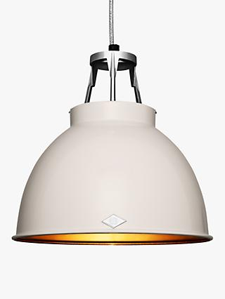 Original BTC Titan Size 1 Pendant Ceiling Light
