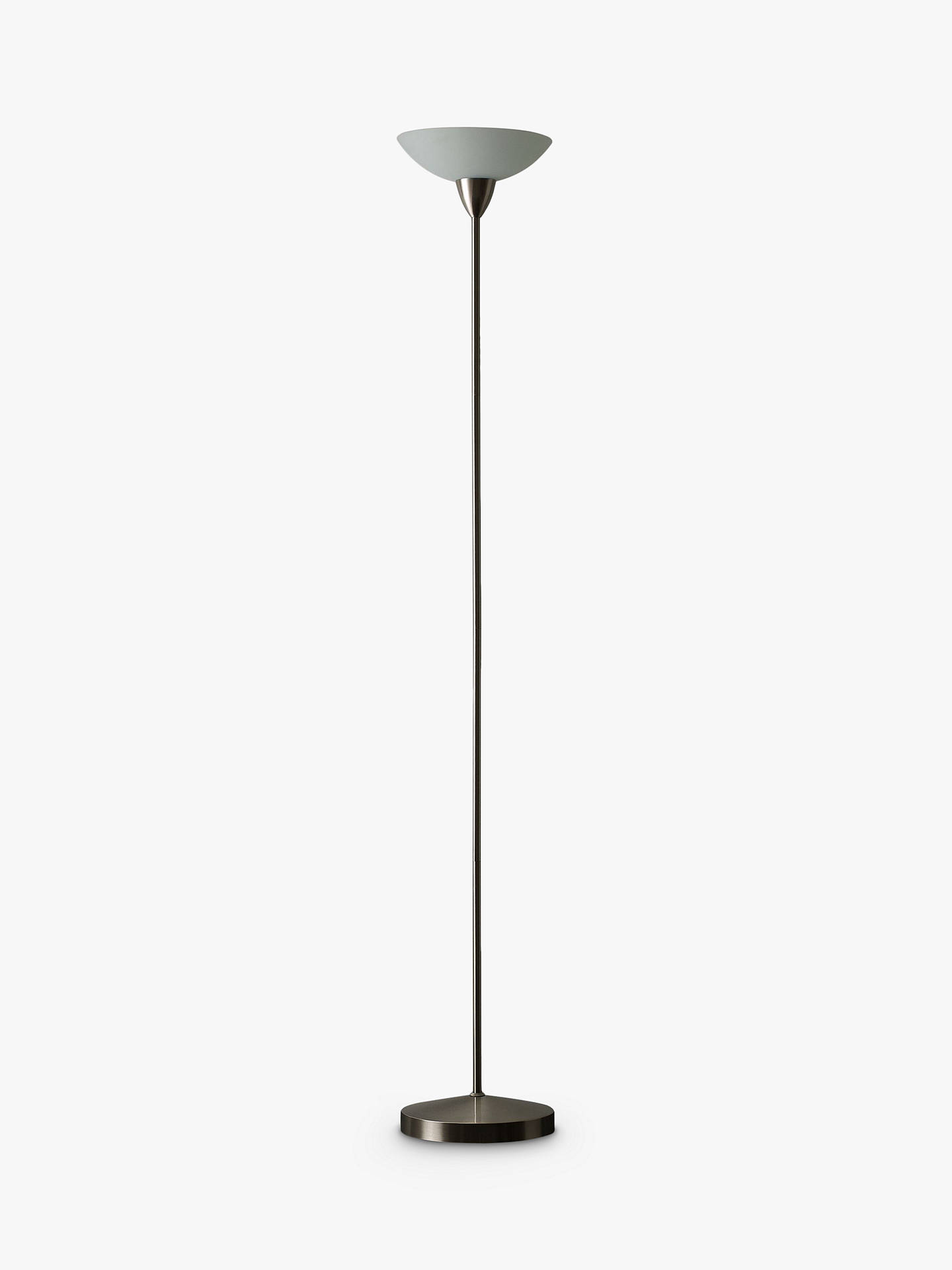 House By John Lewis Darlington Uplighter Floor Lamp At John Lewis