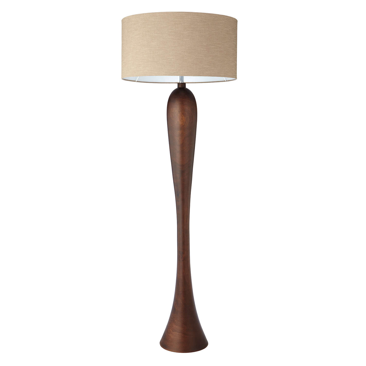 Offer john lewis joanna floor lamp at john lewis buyjohn lewis joanna floor lamp online at johnlewis mozeypictures Choice Image