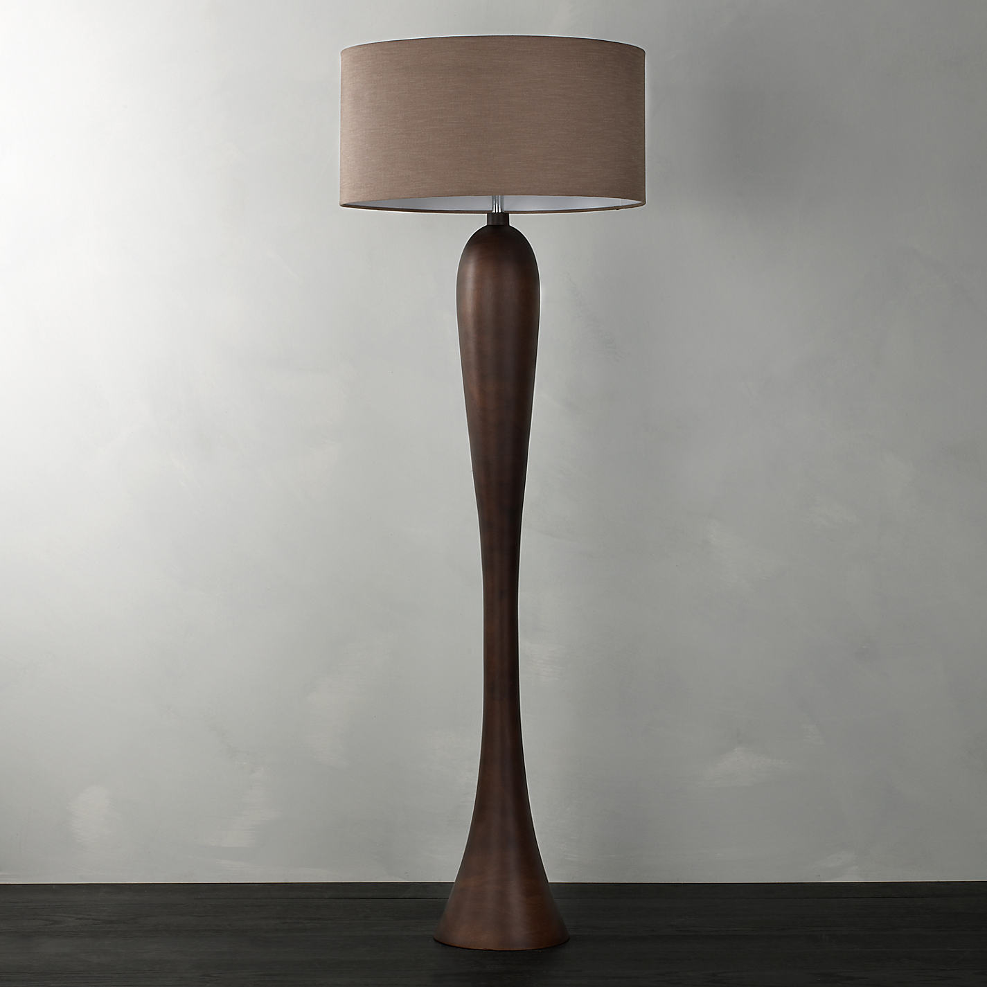 Lamp shades for table lamps john lewis buy john lewis for Copper floor lamp john lewis
