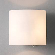 Buy ASTRO Luga Wall Light Online at johnlewis.com
